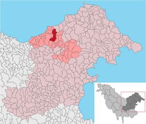 Comunes Tolj municipio