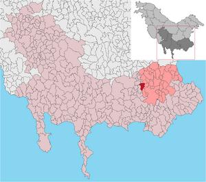 Muninu municipio