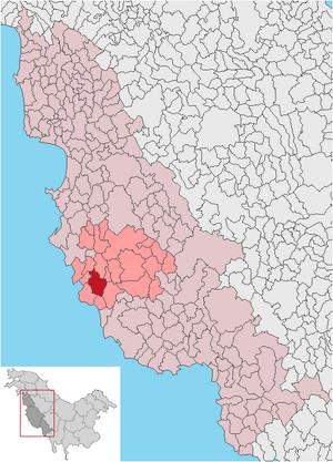 Sagata municipio