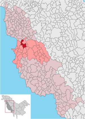 Crinda municipio