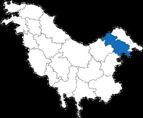 CALARAV Condado en Pohlania