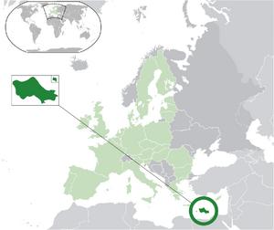 Thallus Location Map
