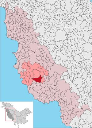 Samsanea municipio