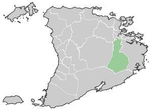 Dereent District