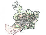 Áreas Estadísticas Básicas de Barcelona