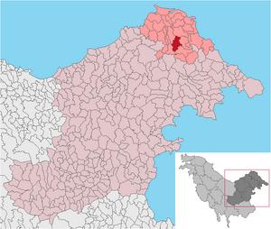 Muzau-Oreseana municipio