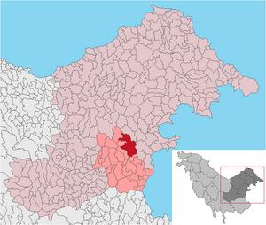 Caladu municipio