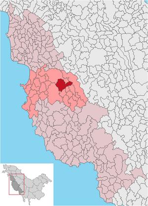 Melbenad municipio