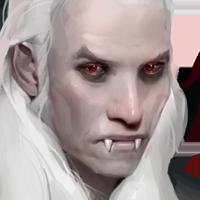 505 Vampire Portrait