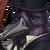 131 RavenUndertaker Portrait