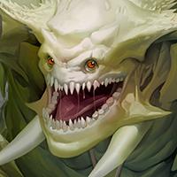 526 Behemoth Portrait