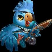029 ParrotFirstMate