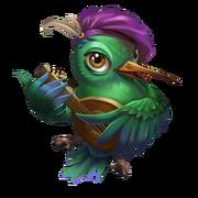 127 TroubadourBird