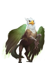 166 Hippogriff