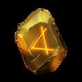 Evo RunestoneYellow