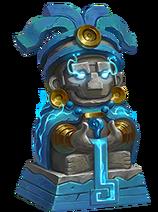 Idol Blue