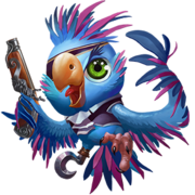 030 DreadParrot