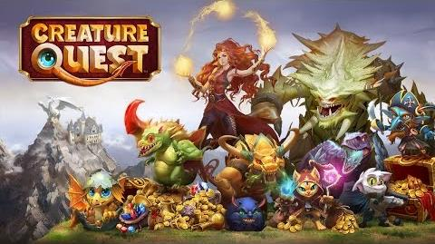 Creature Quest - Official Launch Trailer