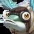 124 GlidingFish Portrait