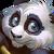 181 PandaHarasser Portrait