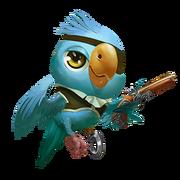 028 ParrotSwab