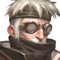 499 Alchemist Portrait
