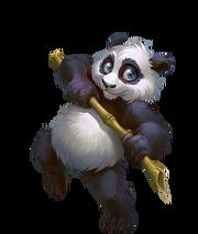 181 PandaHarasser