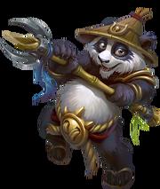 183 Pandamonium