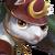143 WeaselSamurai Portrait