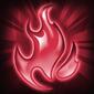 Debuff Red Burn