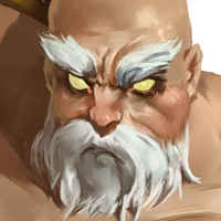 547 ThunderGiant Portrait