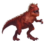 436 Tyrannosaurus