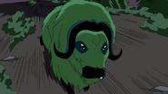 Beast Boy as Musk Ox