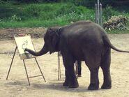 98c383b7b38ef3dd63ab49e89721ebe9--elephant-paintings-an-elephant