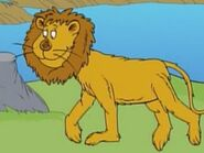 Lion, African (The Cat in the Hat)