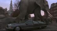 Jumanji 1995 Elephant