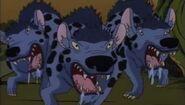Jumanji Hyenas