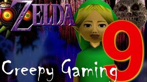 Creepy Gaming - Ep.9 BEN DROWNED Haunted Majora's Mask