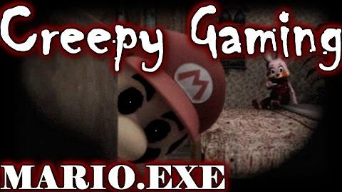 Creepy Gaming - MARIO.EXE Explained!