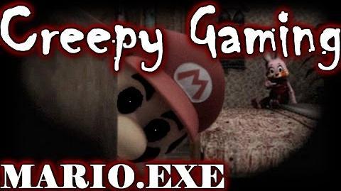 Creepy Gaming - MARIO
