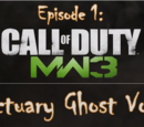 MW3 Sanctuary Ghost Voices