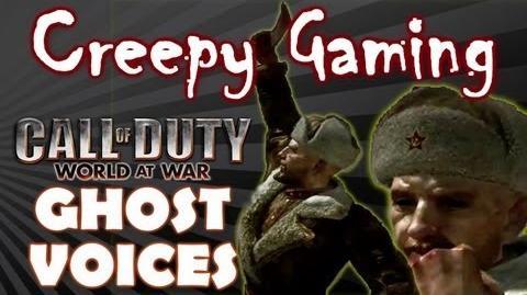 CREEPY GAMING - WaW Multiplayer Easter Eggs Season 1 - Episode 2
