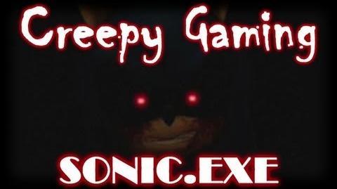 Creepy Gaming - SONIC