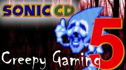 Sonic CD Hidden Message