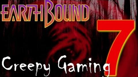 Creepy Gaming - Ep.7 EARTHBOUND Giygas Inception