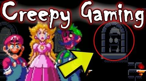 "Creepy Gaming - SUPER MARIO WORLD ""I Hate You"" Creepypasta"
