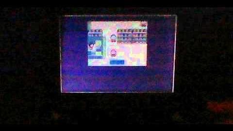 Distorted Lavender Town Music- Pokemon Green glitch