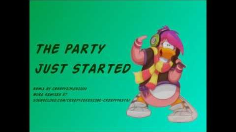 Creepyjokes2000 - The Party Just Started (The Party Starts Now Remix)