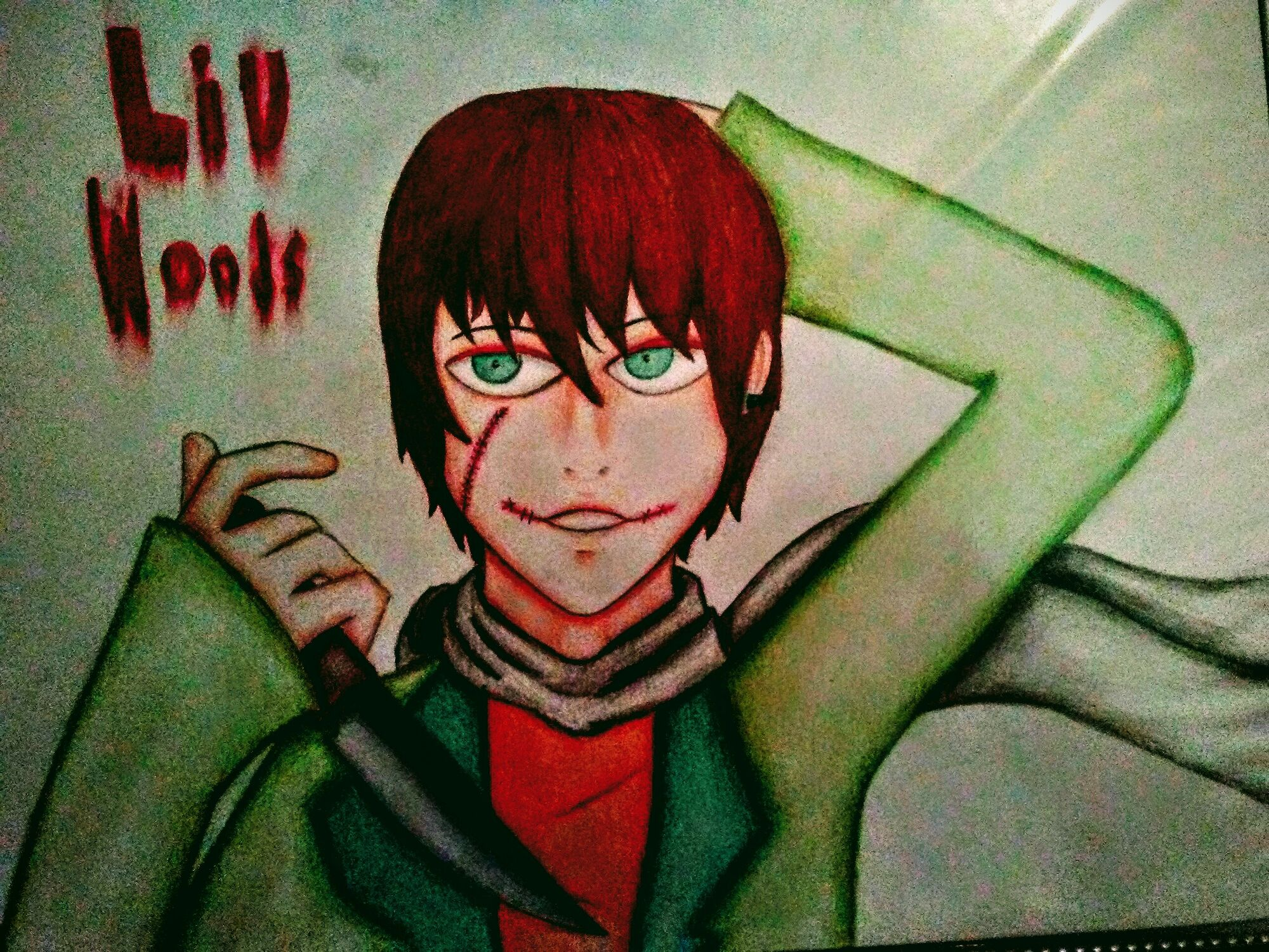 Homicidal Liu | Creepypasta Files Wikia | FANDOM powered ... | 2000 x 1500 jpeg 720kB