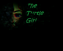 The Turtle Girl Title Card